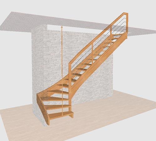 Projekty schodów